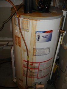DC hot water heater services